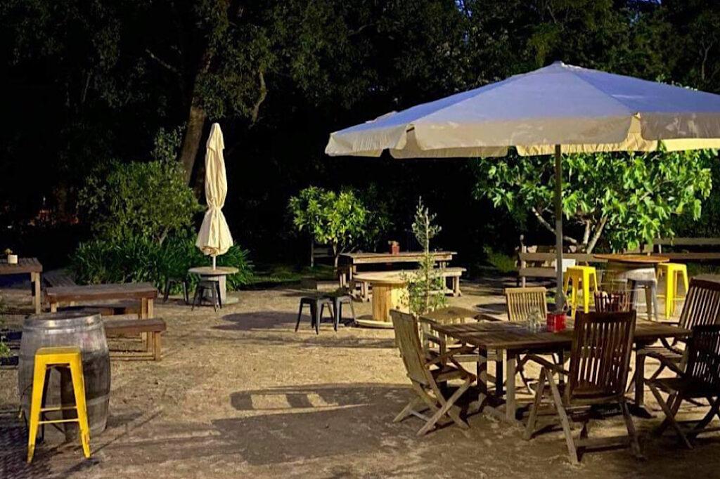 Ciao Bella outdoor garden